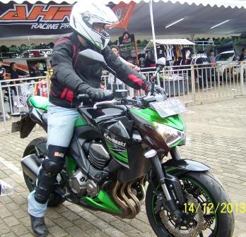 Kawasaki Kereview