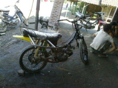 Ini Masih Motor Ya? :D