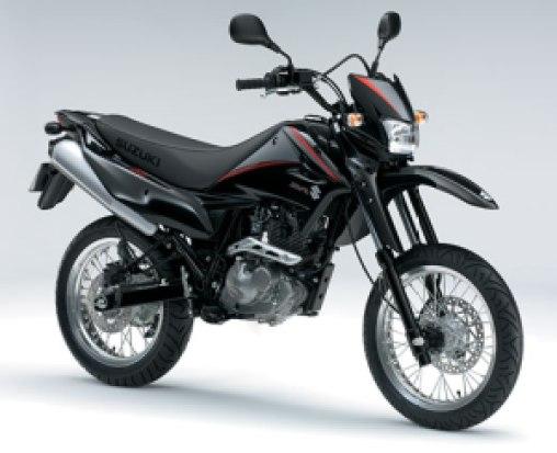 Suzuki DR125SM 08