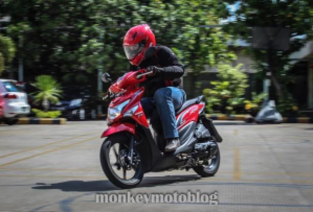 test ride beat esp-3