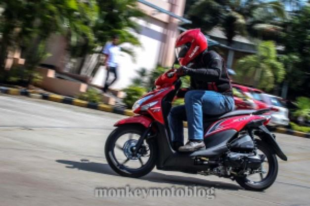 test ride beat esp-4