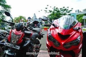 test ride ride zx14-12