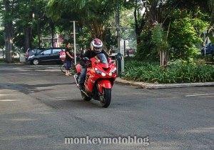 test ride ride zx14-4