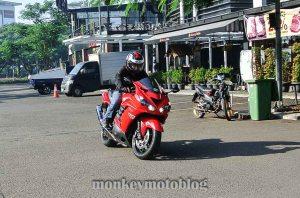 test ride ride zx14-7