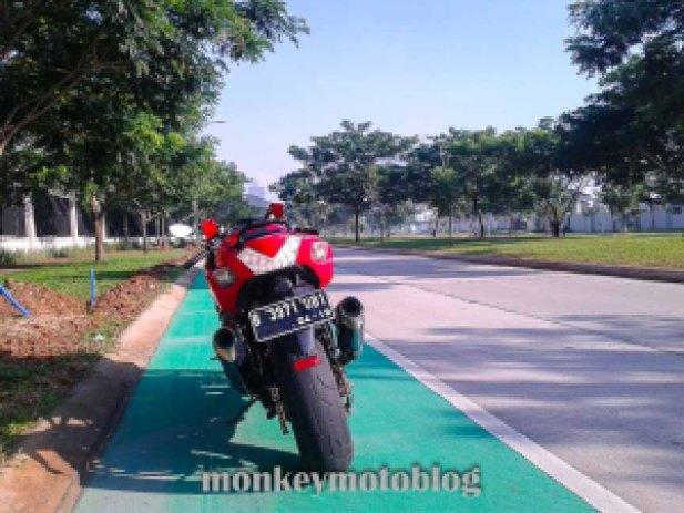 test ride zx14-2