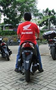 Honda Vario 150-120