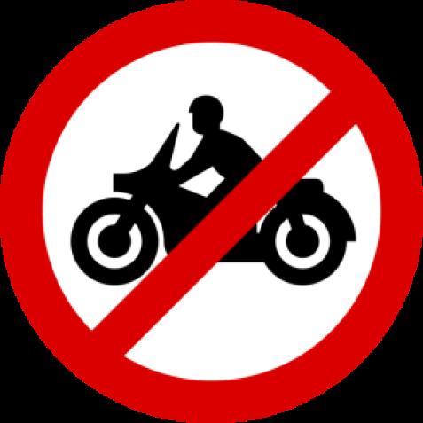 mtoor dilarang